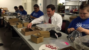 Governor Doug Ducey assembling parcels with the Beacon Group